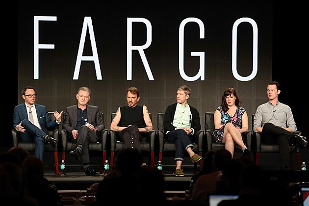 FX Fargo TV Series Premiere April 15