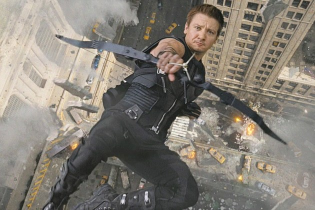 Hawkeye Captain America 3