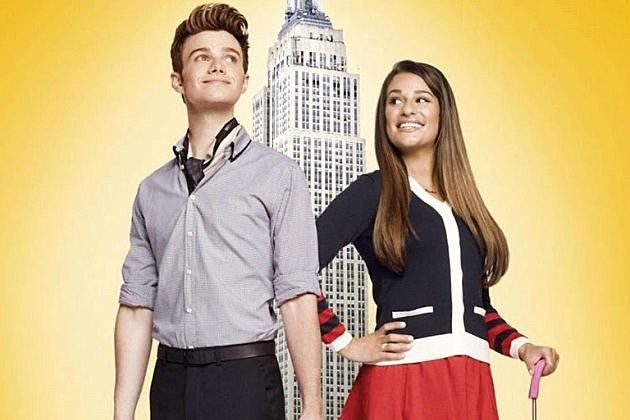 Glee Season 5 New York Moving Series 6 Finale