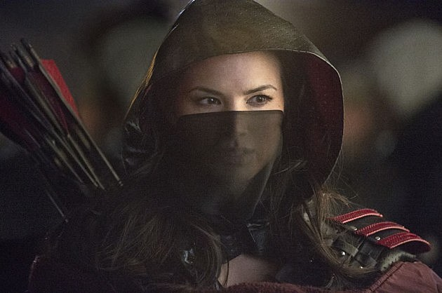 Arrow Heir to the Demon Nyssa al Ghul Katrina Law