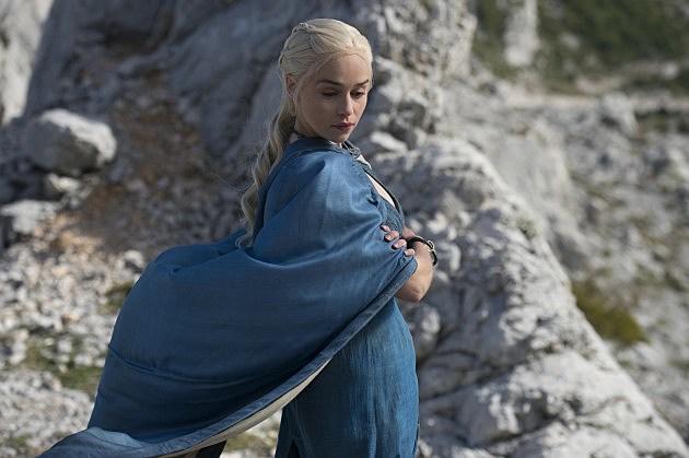 Game of Thrones Season 4 Photos Daenerys