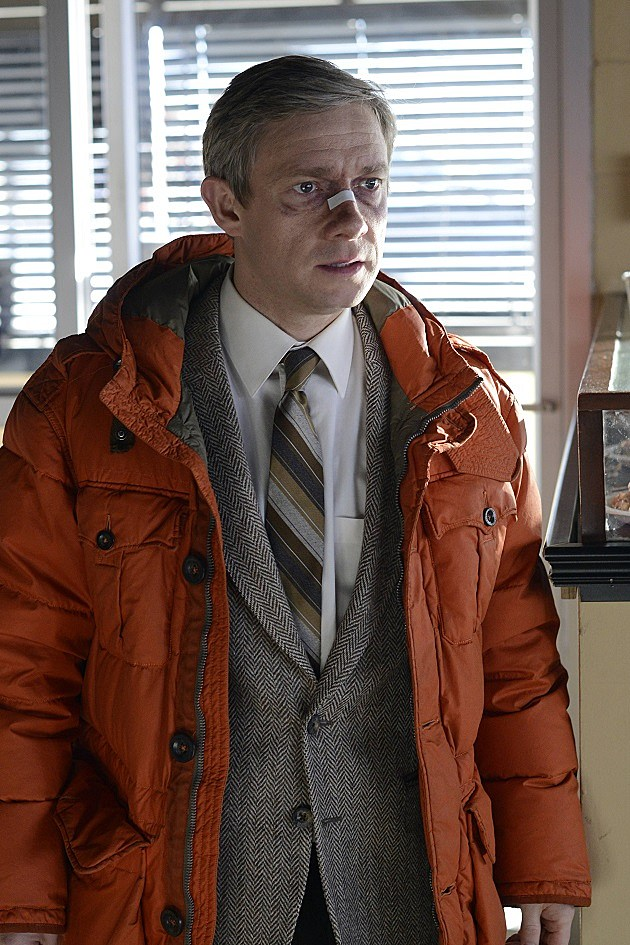 FX Fargo TV Series Photos Martin Freeman