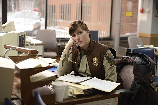 FX Fargo TV Series Photos Allison Tolman