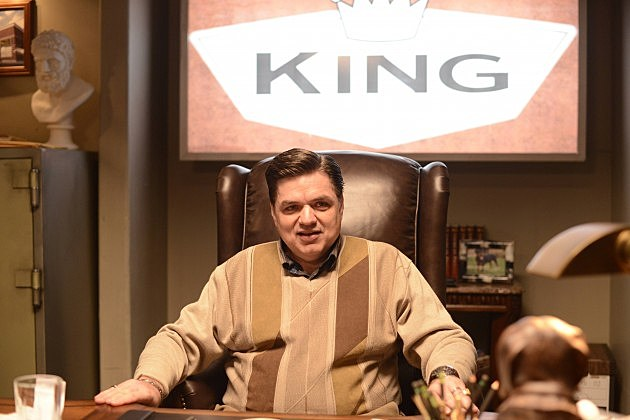 FX Fargo TV Series Photos Oliver Platt