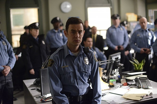 FX Fargo TV Series Photos Colin Hanks