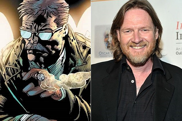 FOX Gotham Commissioner Gordon Donal Logue Batman