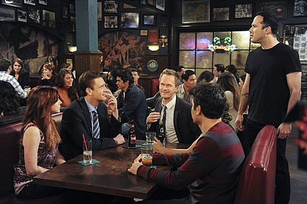 How I Met Your Mother Slapsgiving 3 Slappointment in Slapmarra Photos