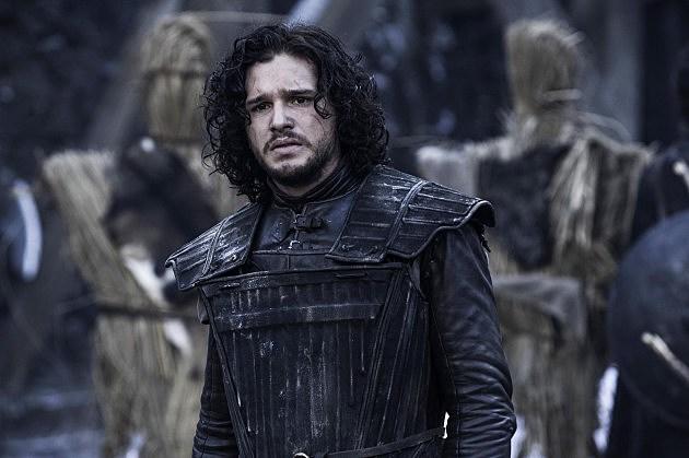 Game of Thrones Season 4 Photos Jon Snow