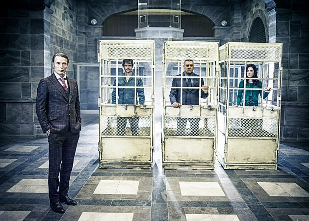 NBC Hannibal Season 2 Trailer Photos Key Art