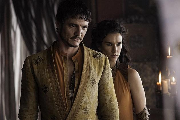 Game of Thrones Season 4 Photos Red Viper Oberyn Ellaria Sand