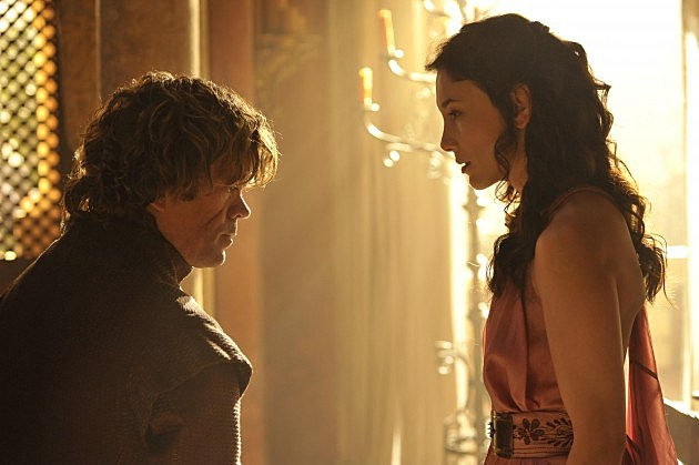 Game of Thrones Season 4 Photos Tyrion Shae
