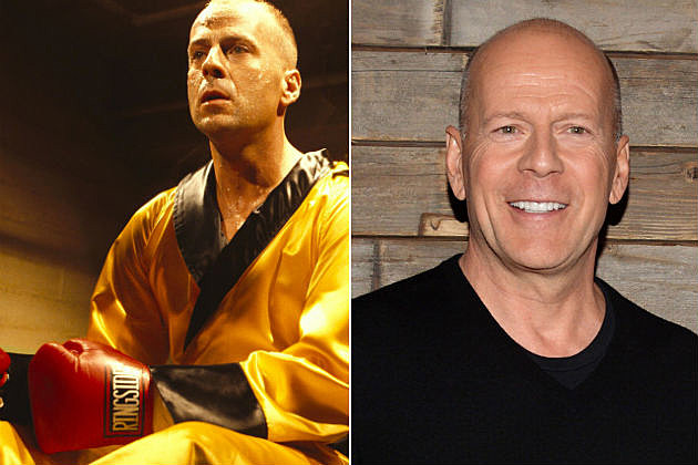 Bruce Willis Then And Now Images u0026 Pictures - Becuo