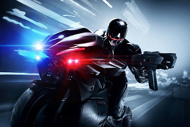 RoboCop International Poster Preview