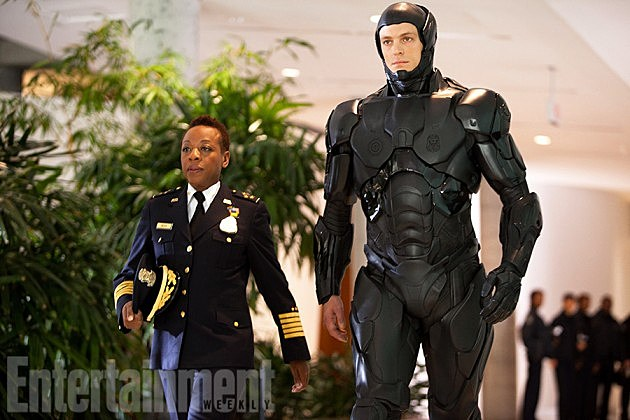RoboCop Photos Entertainment Weekly