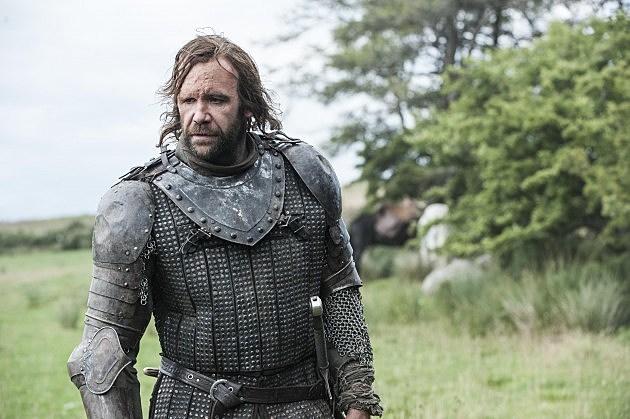 Game of Thrones Season 4 Photos Sandor Clegane