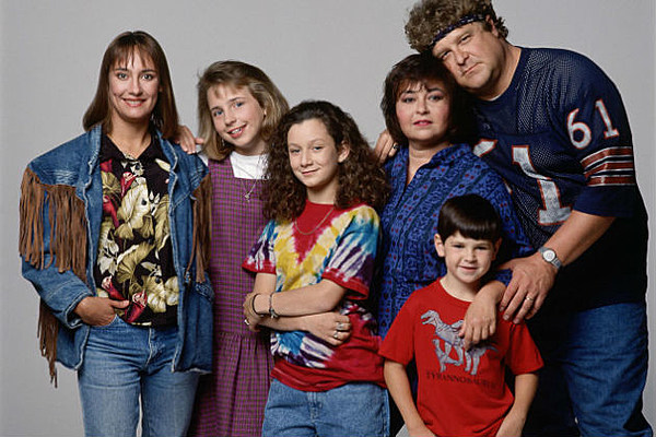 See the Cast of 'Roseanne' Then and Now