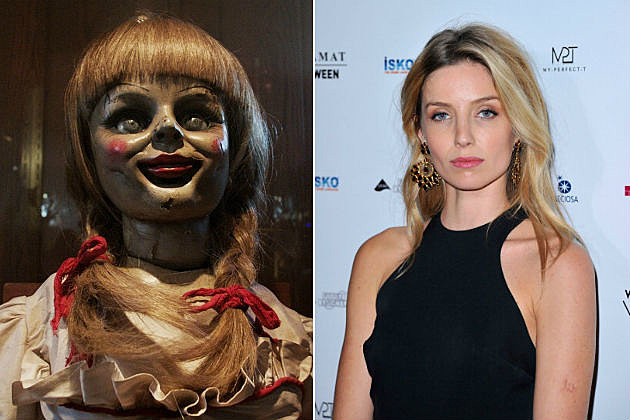 The Conjuring Spin-Off Annabelle Casting