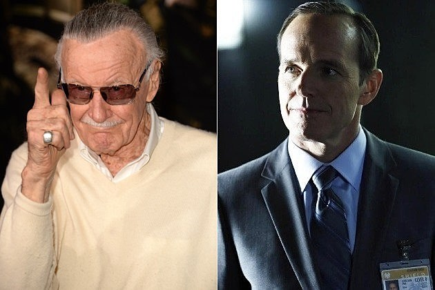 Marvel Agents of SHIELD Stan Lee Cameo