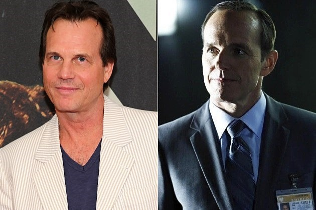 Marvel Agents of SHIELD BIll Paxton John Garrett