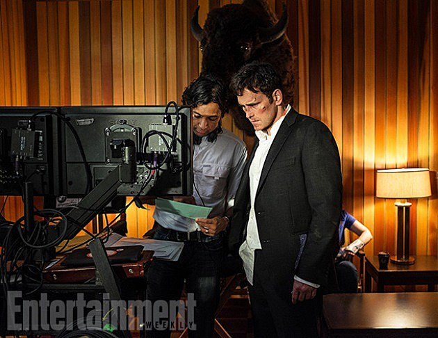 FOX M Night Shyamalan Wayward Pines Photo Matt Dillon