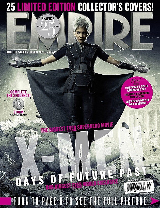 X Men Days of Future Past Storm Empire
