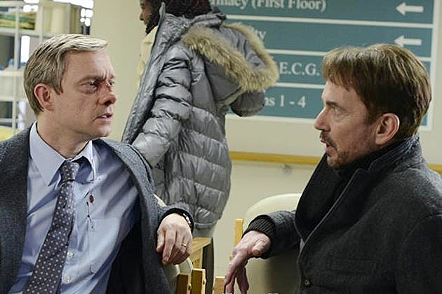 FX Fargo TV Series Martin Photos Martin Freeman Billy Bob Thornton