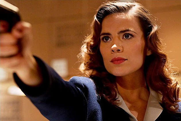 Agent Carter TV Series Hayley Atwell Official Rumor