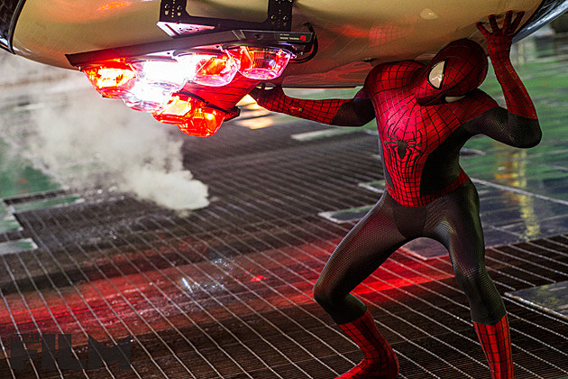 Amazing Spider-Man 2 Photos