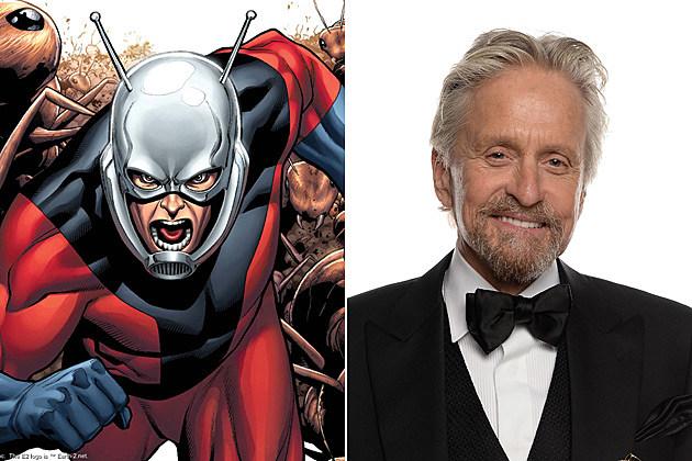 Ant-Man Michael Douglas
