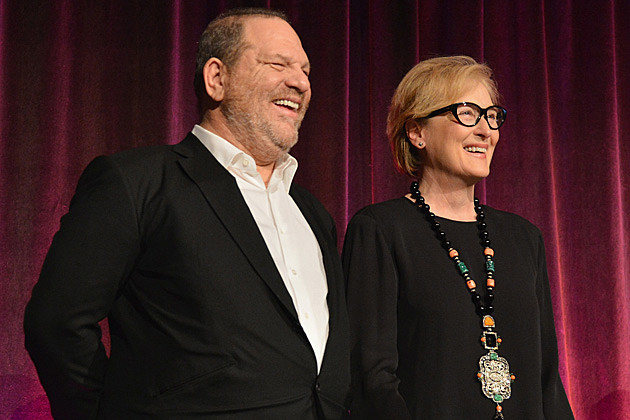 Anti-Gun Movie Harvey Weinstein Meryl Streep