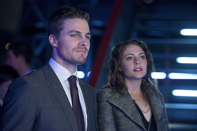 Arrow Blast Radius Photos 2014 Premiere