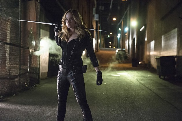 Arrow Heir to the Demon Photos Nyssa al Ghul