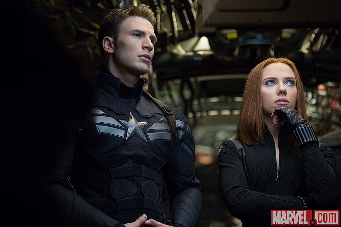 Captain America 2 Pics 1