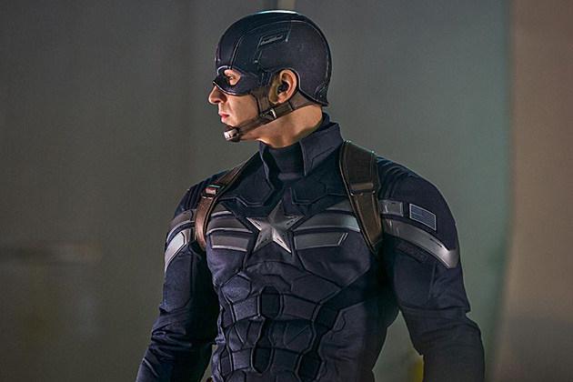 Captain America 2 Pics