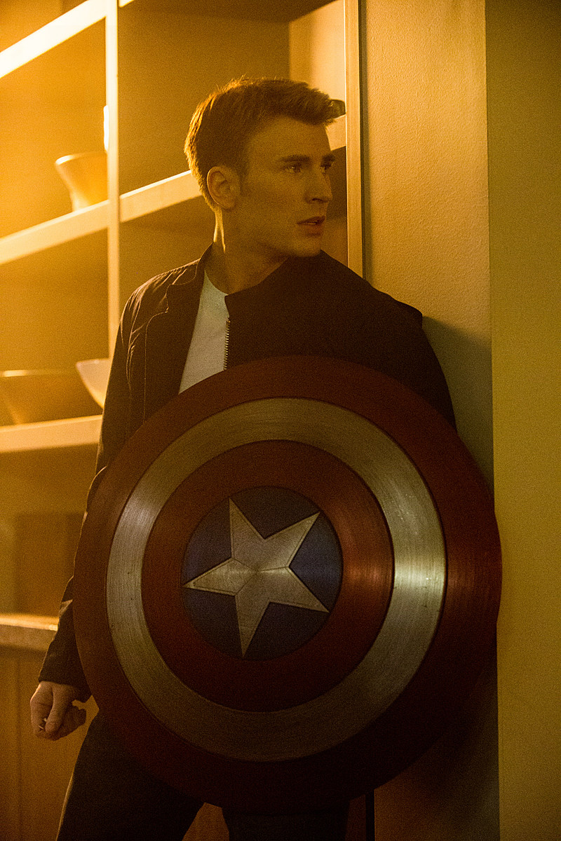Captain America 2 Chris Evans