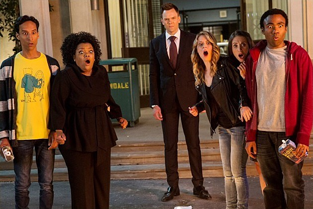 Community Season 5 Premiere Chevy Chase Cameo Dan Harmon