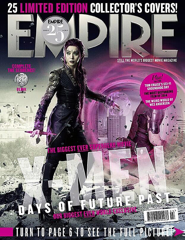 X Men Days of Future Past Empire BLink