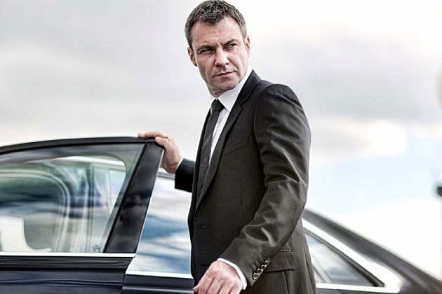 Transporter The Series TNT Fall 2014 Chris Vance
