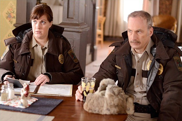 FX Fargo TV Series Cast Photos Bob Odenkirk