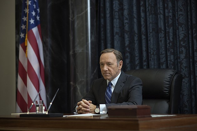 Netflix House of Cards Season 2 Photos