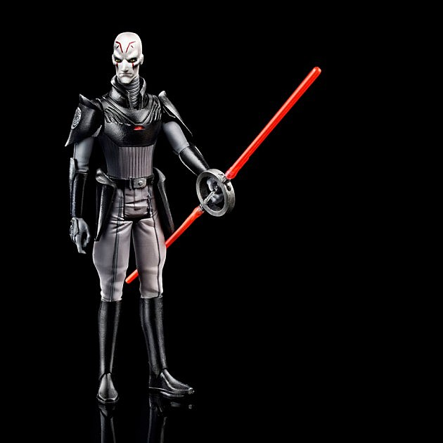 Star Wars Rebels Photos Inquisitor Action Figure