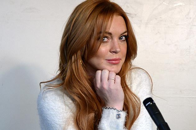 Lindsay Lohan Inconceivable