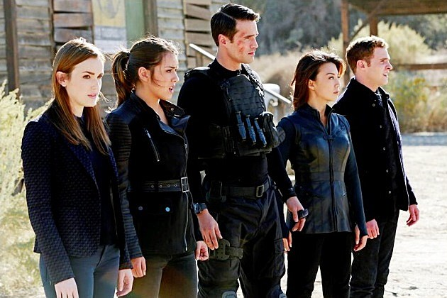 Marvel's Agents of SHIELD 1x11 Promo