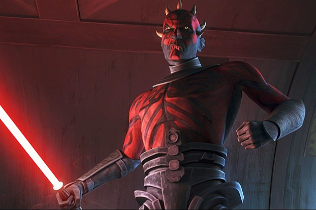 Star Wars the Clone Wars Darth Maul Son of Dathomir Finale