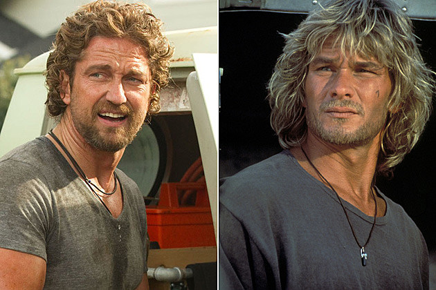 Point Break Remake Gerard Butler Patrick Swayze