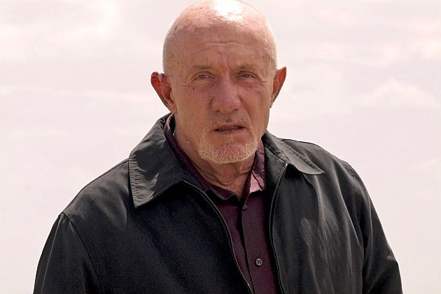 Breaking Bad Better Call Saul Mike Ehrmantraut Jonathan Banks Regular
