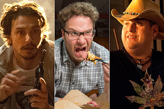 Sausage Party Seth Rogen, James Franco, Jonah Hill