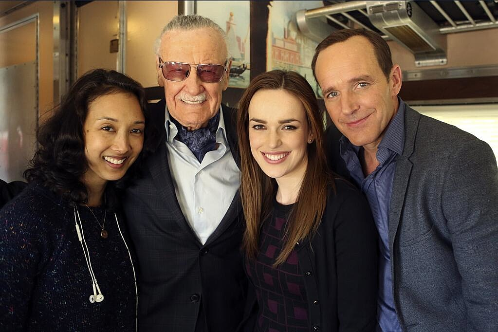 Stan Lee Agents of S.H.I.E.L.D. Cameo First Look