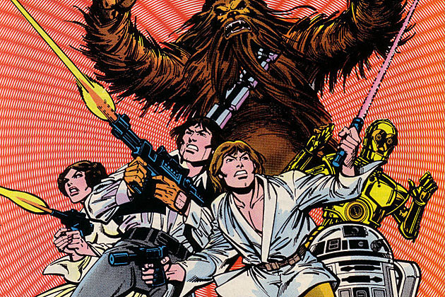 Star Wars Episode 7 Comics Marvel