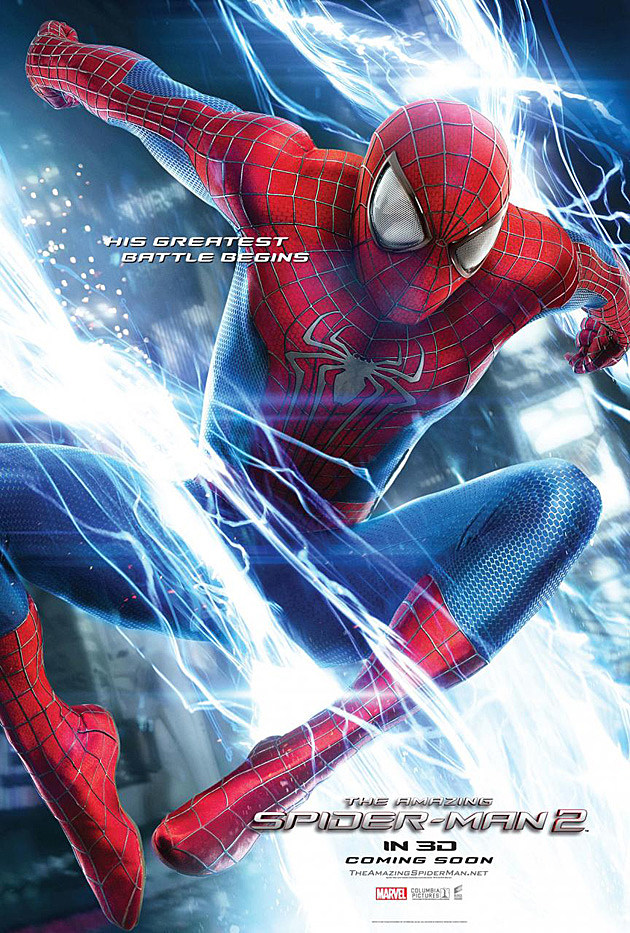 The Amazing Spider-Man 2 Character Posters